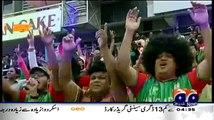 This Is Actual Defeat Of JUI From PTI In NA-246, Hamid Mir Making Fun Of Tariq Ullah (JUI) In Front Of Ali M. Khan (PTI)