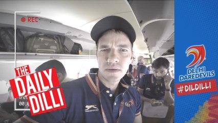 MORKEL CAM: Albie takes us on board flight Delhi - Mumbai |  THE DAILY DILLI 34 #DILDILLI