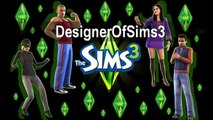 The sims 3 Create a Sim (CAS) Custom sim Female Tutorial [Gothic Sim] ♦³