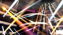 ROBE lighting show at Frankfurt Messe (Prolight and Sound) 2014