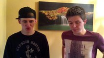 Cillian Boyle & Dylan McConville Gangsters Paradise Mash-Up