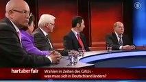 Rüstungsexporte der BRD: Gregor Gysi vs. Frank-Walter Steinmeier (SPD) und Volker Kauder (CDU)