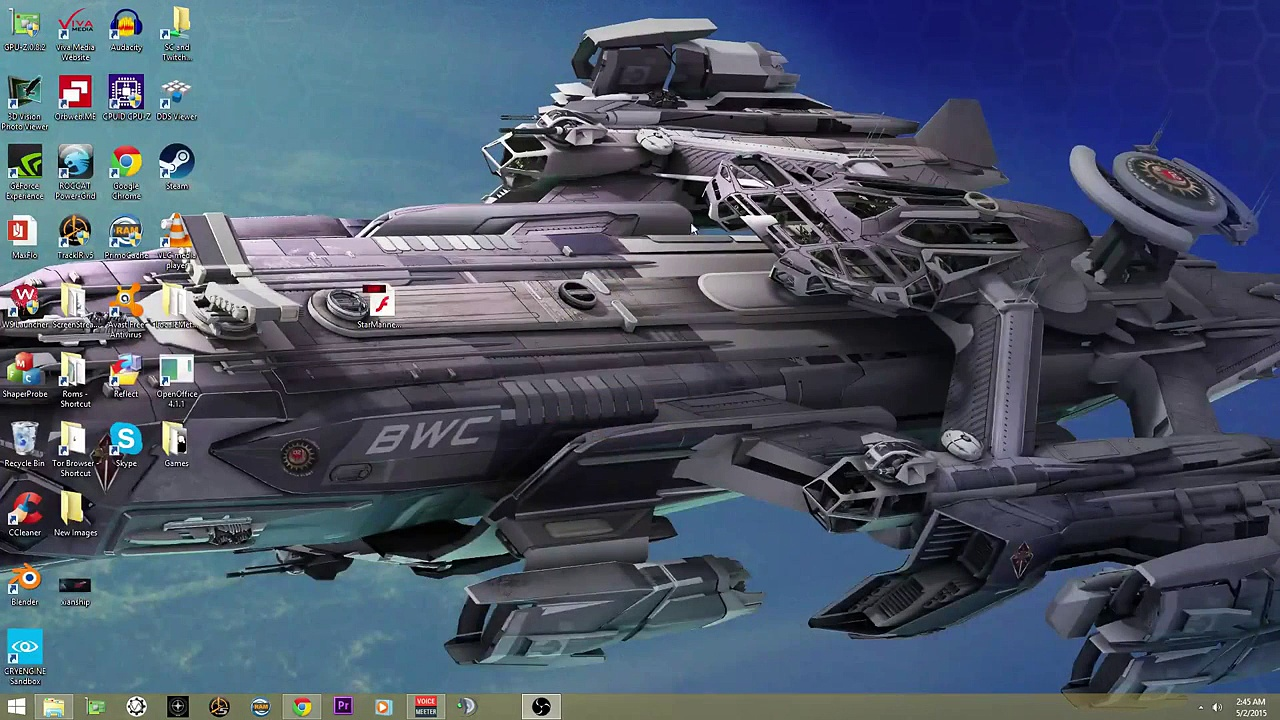 Star Citizen Star Marine
