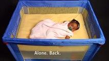 U.S.A. Maternal/Child Health: B'more Babies Safe Sleep Campaign Video