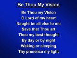 Be Thou My Vision -Lyrics (Celtic Version) - video dailymotion