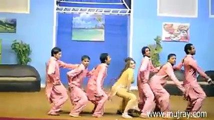 Afreen Khan - Stage Mujra Dance - doodh ban jawan gi