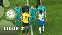 FC Sochaux-Montbéliard - Chamois Niortais (2-3)  - Résumé - (FCSM-NIORT) / 2014-15
