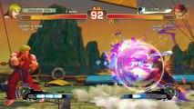 Ultra Street Fighter IV - Ken vs Evil Ryu