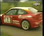 Sebastien Loeb crash - Citroen Xsara Kit-Car