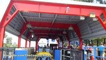 Millennium Force [HD POV Front] Cedar Point GIGA Coaster