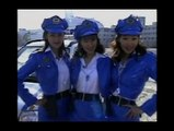 TIME TO PLAY SHUTSUDOU! MINI SKIRT POLICE FOR SEGA SATURN VICTOR SATURN