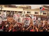مسيرة لـ«ألتراس أهلاوي» لدار القضاء العالي احتجاجا على حبس ٢٥ من زملائهم