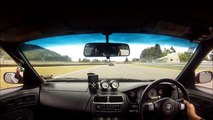 Taupo track day - S14 Autech Version K's MF-T 4th outing