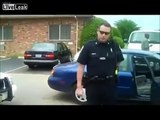 Idiot Cop Claims You Need a Permit to Film Him then Breaks Camera