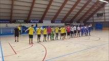 2 mai 2015 : Derby des Beffrois ! Rencontre entre Douai Gayant Futsal et Béthune Futsal !...