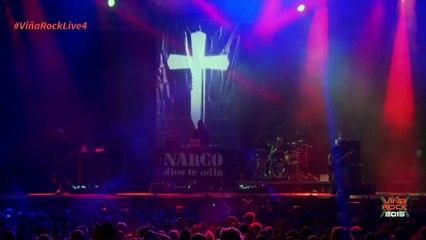 NARCO - VIÑA ROCK 2015