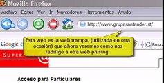 Alertas www.visa-club.com Phishing a Banco Santander