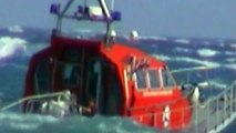 SNSM ANTIBES,INTERVENTION SAUVETAGE EN MER ANTIBES,   RESPONSE BOAT RESCUE BY STORM