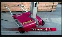 HOLTEC Transcut® II Portable Crosscut Saw