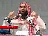 قصة  توبة شاب بعد سماع الشيخ مشاري العفاسي للشيخ نبيل العوضي