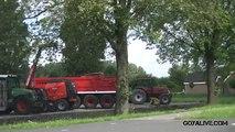 Road trip from Den Haag to Stolwijk and Haastrecht, Zuid-Holland Nederland