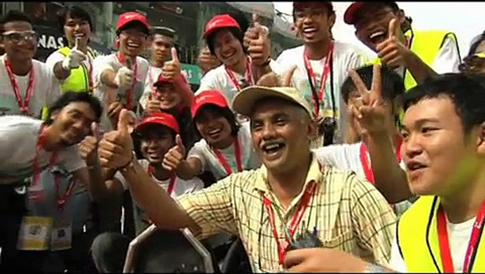Shell Eco-marathon Asia 2010 Event Documentary