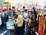Manifestation pour la langue occitane -