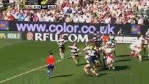 England v Barbarians Tries Twickenham May 2009