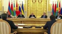 Vladimir Poutine: quelles ambitions pour sa Russie?