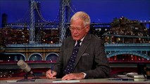 David Letterman Remembers Robin Williams