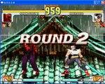Shin gouki, evil ryu, violent ken vs Vega, Hayato, Rock