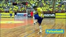 Crazy Futsal Skills Falcao Best Futsal Player Ever