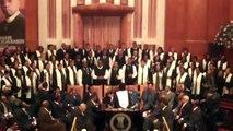 "Burning Bush International Mass Choir "" Worship Medley"""