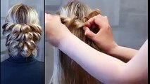 beautiful hair styles - learn how to make beautiful hair style