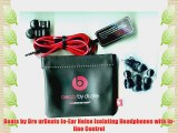 Beats By Dre Urbeats In-ear Noise Isolating Headphones with In-line Control