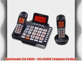 ClearSounds CLS-A1600   CLS-A1600E Telephone Cordless