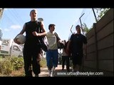 The Urban Freestyler ( Football Freestyle DVD )
