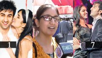 Ranbir With Deepika Or Ranbir With Katrina  Public Speaks  Video Dailymotion