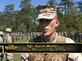Army & Marines Swap Drill Sergeant for a Marine Combat Instuctor