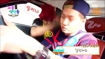 Funny BTOB minhyuk kpop cute moments game eng sub kiss 비투비 민혁 sungjae ilhoon Winter 윈터스페셜 울면 안돼 cry