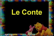 Le conte; spectacle réalisé pendant le stage de Pâques 2015 à la ferme du Fays dans l'Yonne.