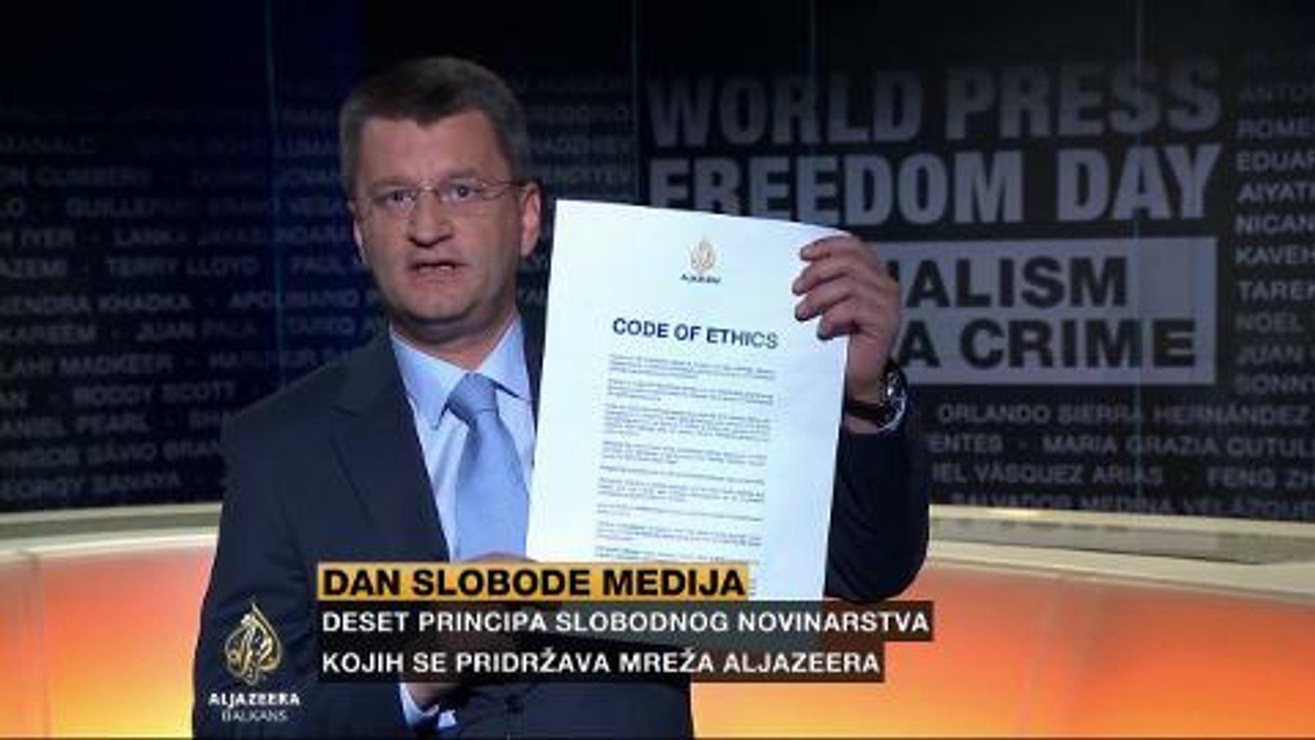 Al Jazeera Balkans obilježila Dan slobode medija