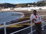 Ersin Faikzade in Wales(Aberystwyth)