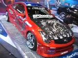 SEMA 2005 Las Vegas Import Racing