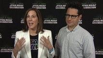 Star Wars: Episode VII - The Force Awakens, Star Wars Celebration - Kathleen Kennedy _ J.J. Abrams