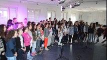 [Ecole en choeur] Académie de Grenoble - Institution Saint Charles - Vienne - Matilda 5-4eme Jazz n'Color 2015