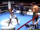 Buakaw Por Pramuk vs. Takayuki Kohiruimaki K1 Max 2004