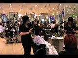 Alicia Tours Toni&Guy Hairdressing Academy