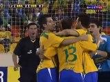 Brazil 8x0 Costa Rica - Grand Prix de Futsal 2010