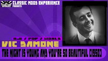 Vic Damone - The Night is Young and You're so Beautiful (1950)